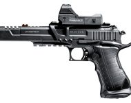 Green Dot WALTHER Competition II