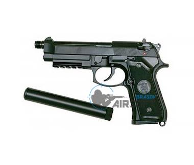 Pistol Airsoft KJW Beretta M9 cu amortizor