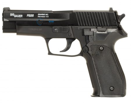 Pistol Airsoft KWC (CyberGun) HPA Sig Sauer P226 metal slide