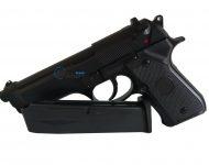 Pistol Airsoft STTi Beretta GG-104 + 500 bile + Tub gaz PROTECH 400 ml