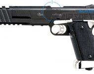 Pistol Airsoft Umarex Combat Zone Para P11 + 10 capsule CO2
