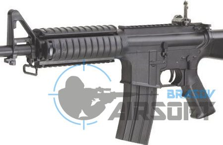 Pusca Airsoft Warrior W16A3