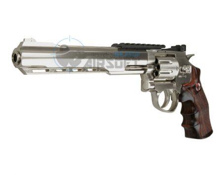 Revolver Airsoft Umarex Ruger SuperHawk 8 inch cromat